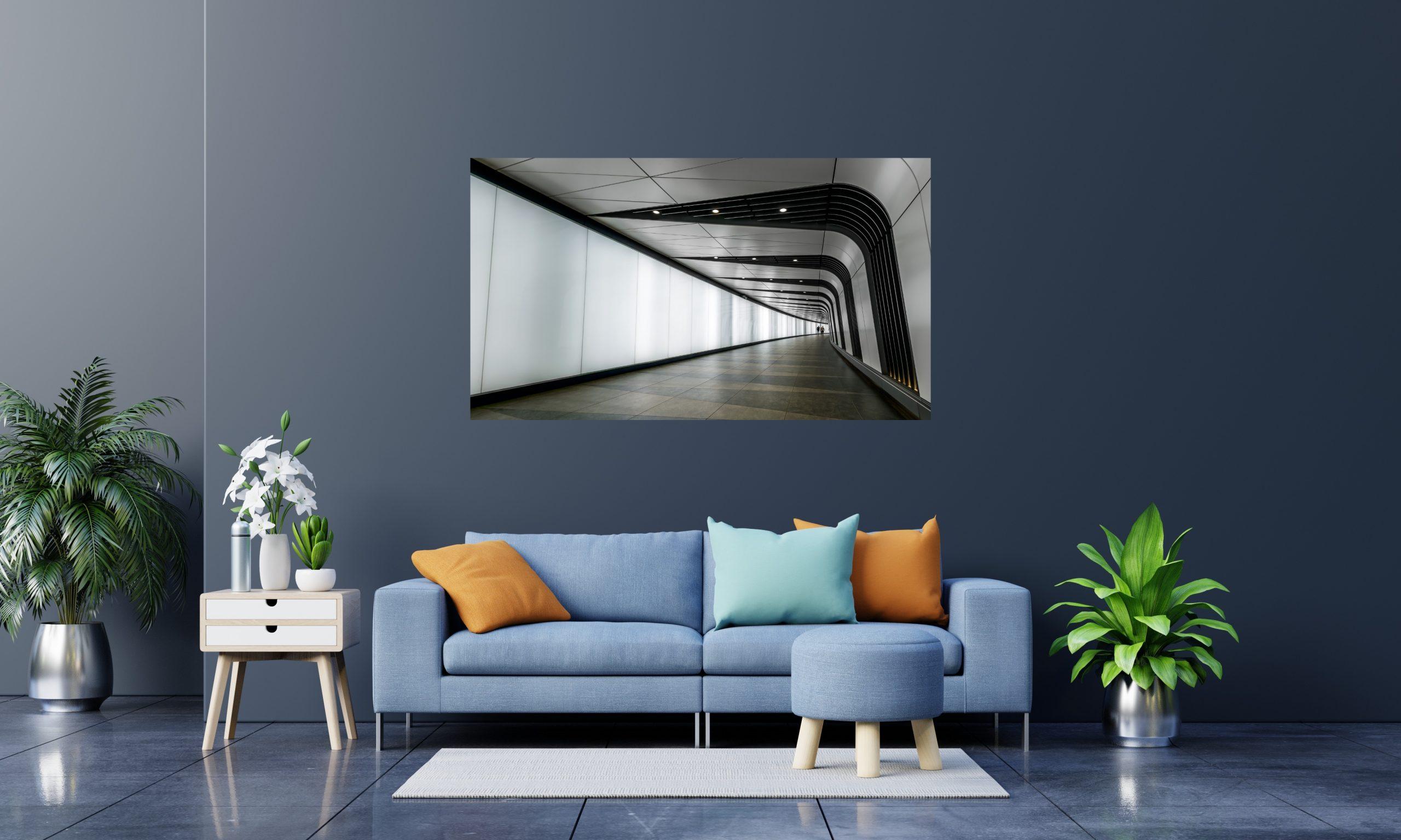 shop tunnel